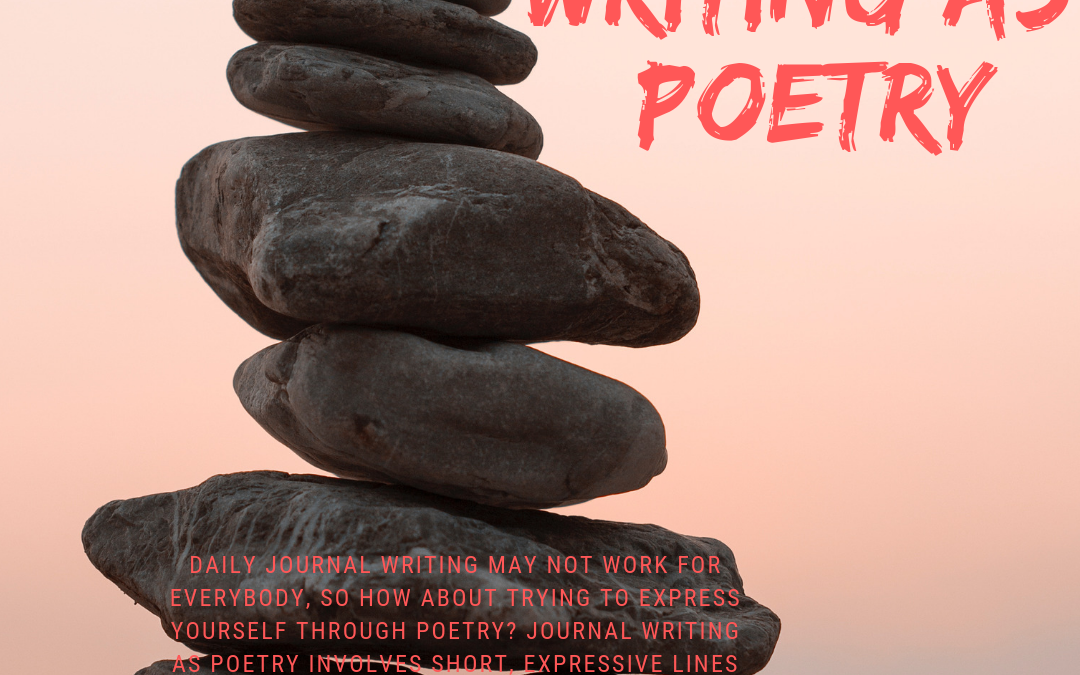 Journal Writing as Poetry – Free Coaching Offer